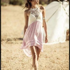 O'Neill x Anna Sui, Ella printed woven dress